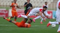 فدراسیون فوتبال: نمیتوانیم کارت قرمز کامیابینیا را پاک کنیم