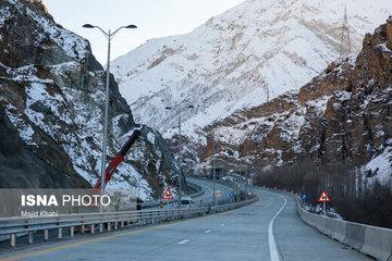 زمان تکمیل آزادراه تهران - شمال اعلام شد