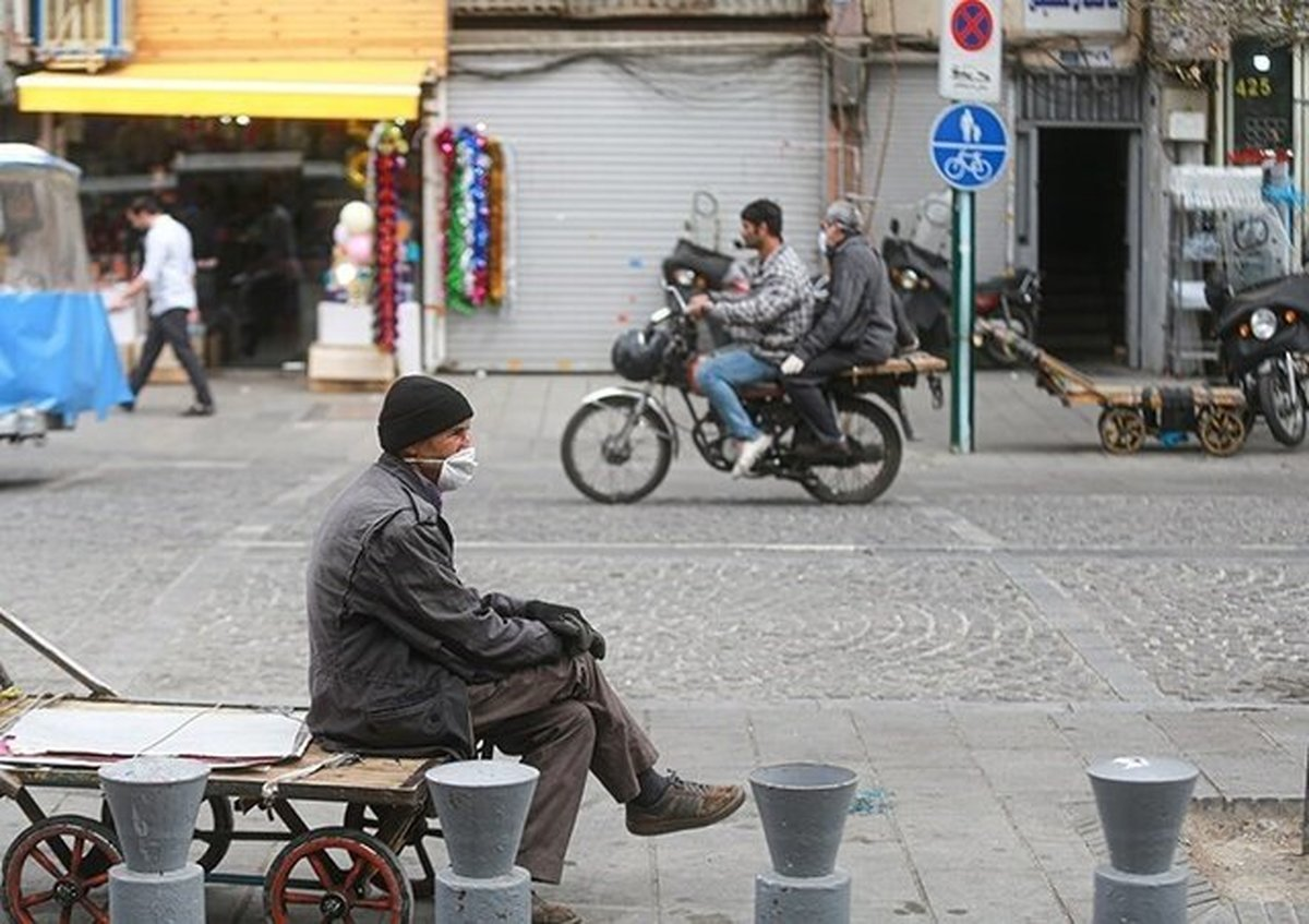 کرونا ۲ میلیون نفر را در ایران بیکار کرد    ۱.۱ میلیون نفر آنها به بازار کار برگشته اند