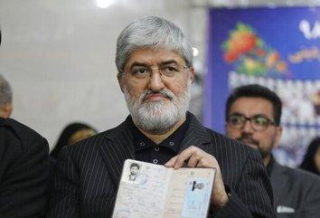 علی مطهری کاندیدای انتخابات مجلس شد