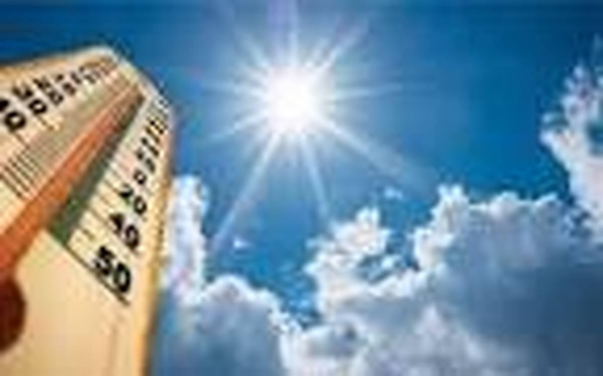 افزایش دما در شمال و شمال شرق کشور