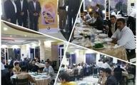 گستردهترین سفره افطار تعویض روغنیها با همت شرکت نفت سپاهان برگزار شد.