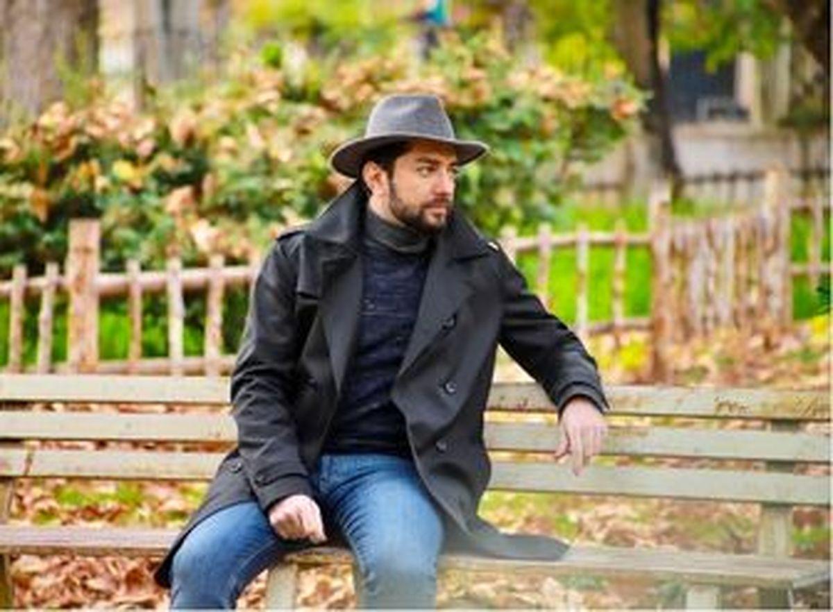 ماسک زدن به سبک بهرام رادان و هوتن شکیبا در فتوکال فیلم «ابلق»+ عکس