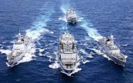 ناتوی آسیایی مقابل چینیها | چهار قدرت بینالمللی مانور دریایی علیه چین برگزار میکنند