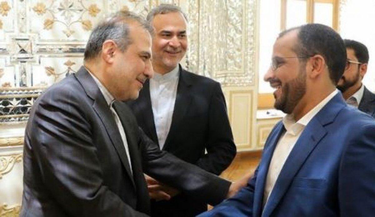خاجی: ایران به تلاش های خود برای رفع محاصره یمن ادامه می دهد