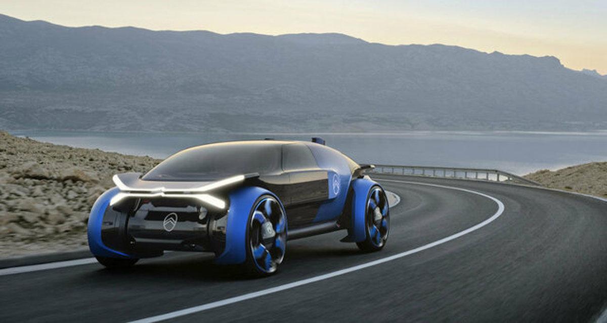 خودرو جدید سیتروئن مرزها را جا به جا میکند!