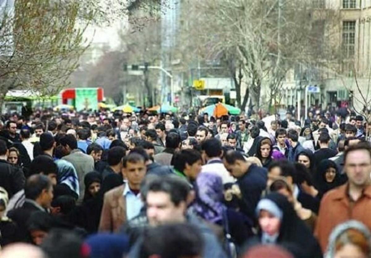 رشد جمعیت ایران در سال ۱۴۲۵ منفی میشود