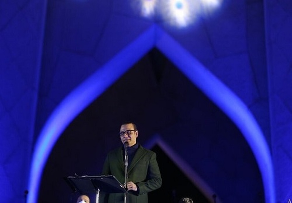 برگزاری کنسرت علیرضا قربانی در برج آزادی  امشب هم ساعت 9 کنسرت آنلاین علیرضا قربانی برگزار می شود
