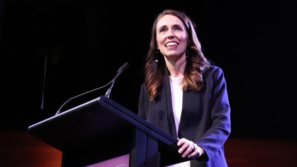 پیروزی قاطعانه  «جاسیندا آردرن» در انتخابات نیوزیلند